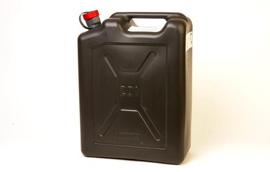 Petrol Containers Duggan Steel Group