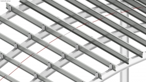 Prosigma Anti Sag Support For Standard Roof Duggan Steel
